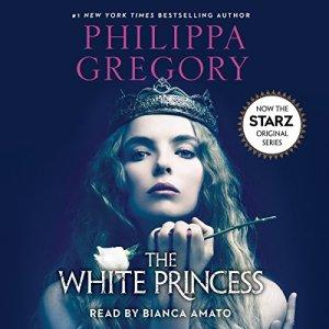 The White Princess audiobook cover art