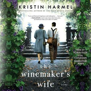 The Winemaker's Wife audiobook cover art