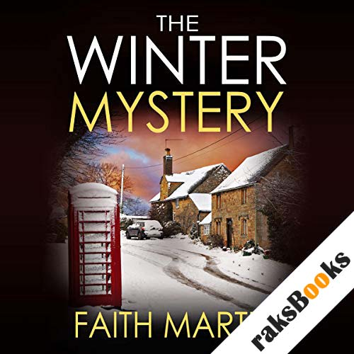 The Winter Mystery audiobook cover art
