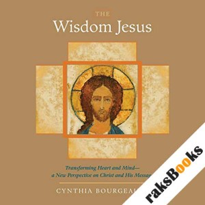 The Wisdom Jesus audiobook cover art