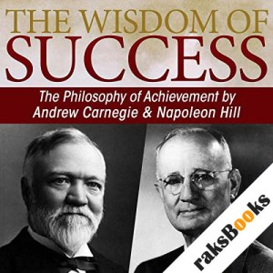 The Wisdom of Success audiobook cover art