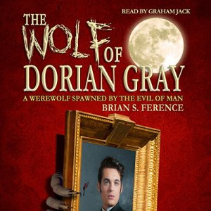 The Wolf of Dorian Gray audiobook cover art