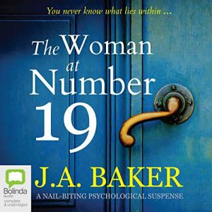 The Woman at Number 19 audiobook cover art