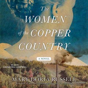 The Women of the Copper Country audiobook cover art