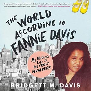 The World According to Fannie Davis audiobook cover art
