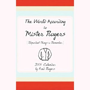 The World According to Mister Rogers audiobook cover art