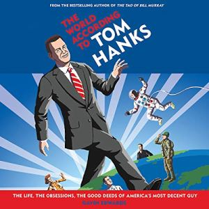The World According to Tom Hanks audiobook cover art