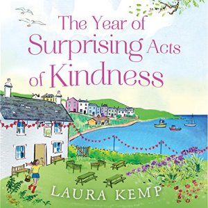 The Year of Surprising Acts of Kindness audiobook cover art