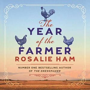 The Year of the Farmer audiobook cover art