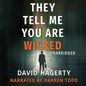 They Tell Me You Are Wicked audiobook cover art