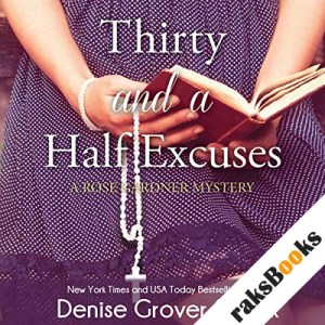 Thirty and a Half Excuses audiobook cover art