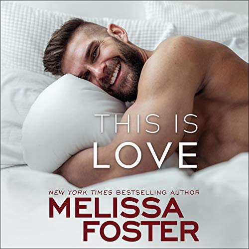This Is Love audiobook cover art