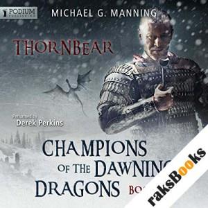 Thornbear audiobook cover art