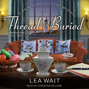 Thread and Buried audiobook cover art