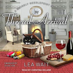 Thread on Arrival audiobook cover art