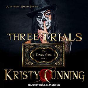 Three Trials audiobook cover art