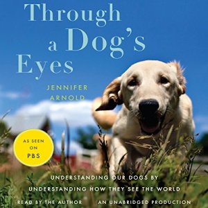 Through a Dog's Eyes audiobook cover art