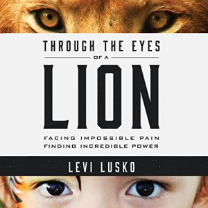 Through the Eyes of a Lion audiobook cover art