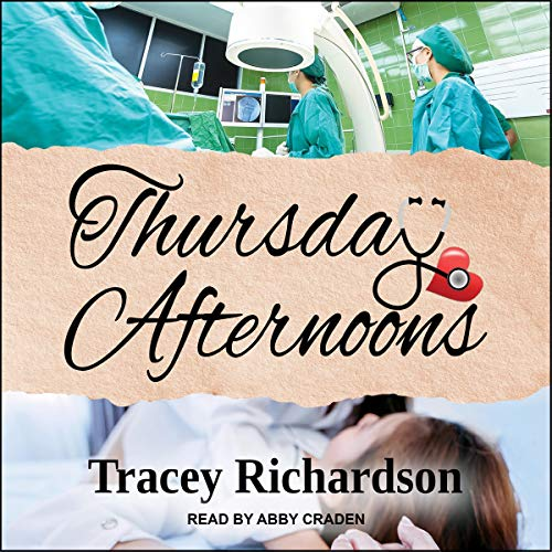 Thursday Afternoons audiobook cover art