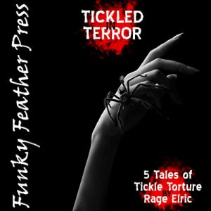 Tickled in Terror audiobook cover art