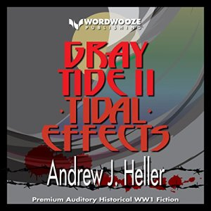 Tidal Effects audiobook cover art