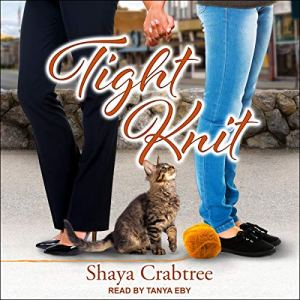 Tight Knit audiobook cover art