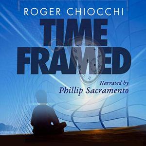 Time Framed audiobook cover art