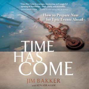 Time Has Come audiobook cover art