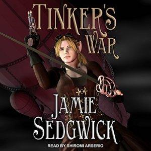 Tinker's War audiobook cover art