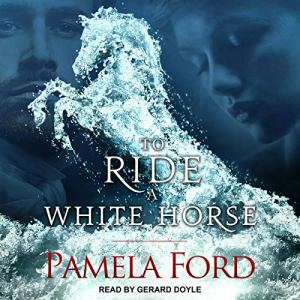 To Ride a White Horse audiobook cover art