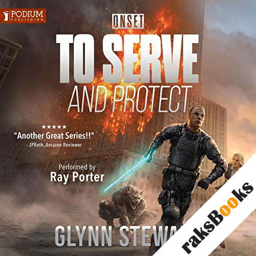 To Serve and Protect audiobook cover art