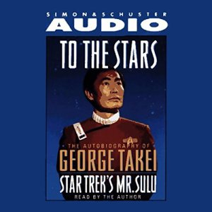 To The Stars audiobook cover art