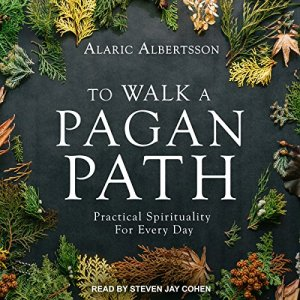 To Walk a Pagan Path audiobook cover art