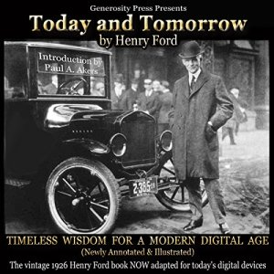 Today and Tomorrow audiobook cover art