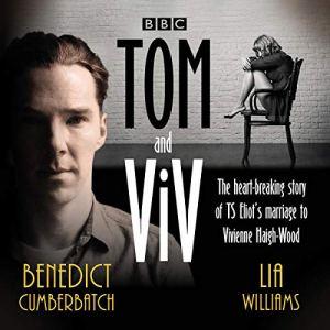Tom and Viv audiobook cover art