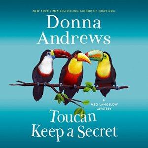Toucan Keep a Secret audiobook cover art