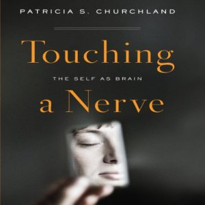 Touching a Nerve audiobook cover art