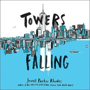 Towers Falling audiobook cover art