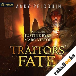 Traitors' Fate audiobook cover art