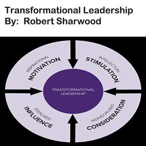 Transformational Leadership audiobook cover art