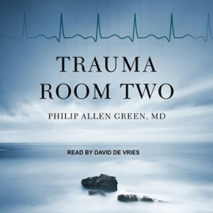 Trauma Room Two audiobook cover art