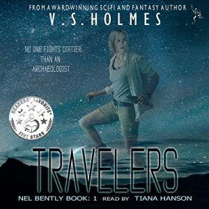 Travelers audiobook cover art