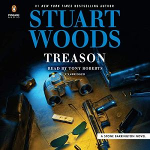Treason audiobook cover art