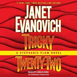 Tricky Twenty-Two audiobook cover art