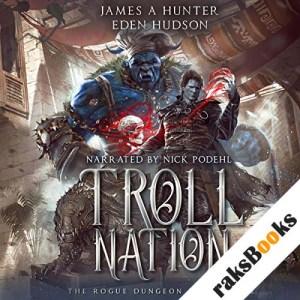 Troll Nation audiobook cover art