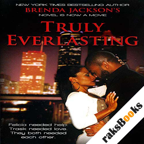 Truly Everlasting audiobook cover art
