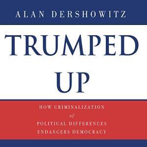Trumped Up audiobook cover art