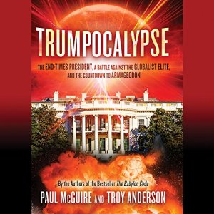 Trumpocalypse audiobook cover art