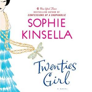 Twenties Girl audiobook cover art