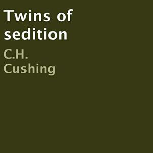 Twins of Sedition audiobook cover art
